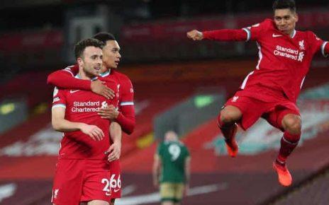 Hàng Công Của Liverpool Có Đang Gặp Vấn Đề Về Phong Độ?