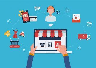 Kênh thương mại điện tử đang là kênh bán hàng chủ lực của nhiều thương hiệu lớn