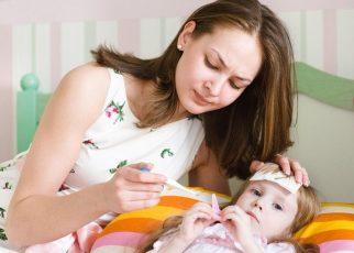 Top 3 Bệnh Và Cách Phòng Bệnh Thường Gặp Ở Các Bé Nhà Mình