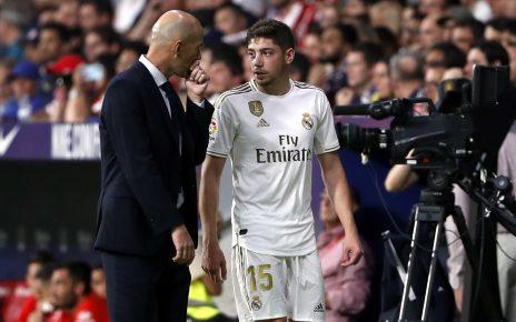 Zidane Trao Cơ hội Nhiều Hơn Cho Valverde Và Cầu Thủ Dự Bị